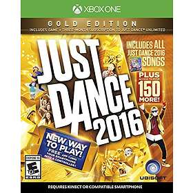 Just Dance 2016 - Gold Edition