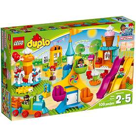 LEGO Duplo 10840 Le parc d'attractions
