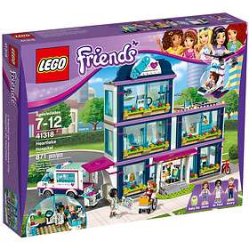 LEGO Friends 41318 L'hôpital d'Heartlake City