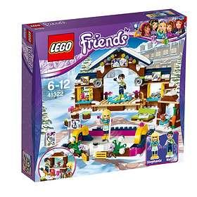 LEGO Friends 41322 Heartlake Snow Resort Ice Rink