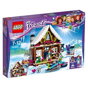 LEGO Friends 41323 Heartlakes Vinterresort Stuga