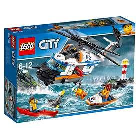 LEGO City 60166 Stort Redningshelikopter