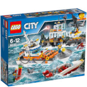 LEGO City 60167 Coast Guard Coast Guard Head Quarters