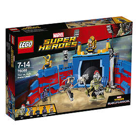 LEGO Marvel Super Heroes 76088 Thor mot Hulk Arenadrabbning
