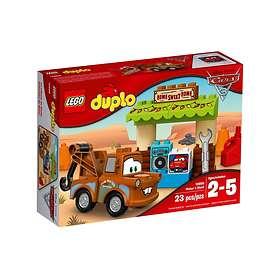 LEGO Duplo 10856 Disney Cars Bärgarns Skjul