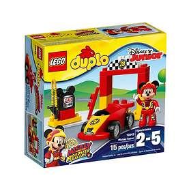 LEGO Duplo 10843 Musses Racerbil