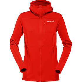 Norrøna Falketind Warm1 Stretch Zip Hoodie Jacket (Naisten)