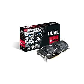 Asus Radeon RX 580 Dual OC 2xHDMI 2xDP 4GB