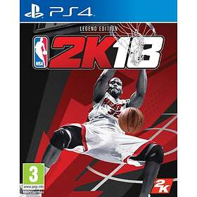 NBA 2K18 - Legendary Gold Edition