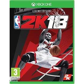 NBA 2K18 - Legend Edition