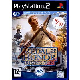 Medal of Honor: Rising Sun (PS2)