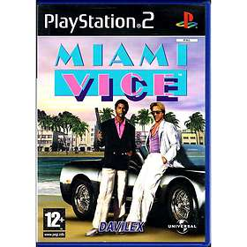 Miami Vice: The Game (PS2)