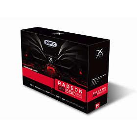 XFX Radeon RX 550 Core Edition HDMI DP 4GB