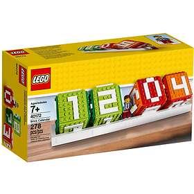 LEGO Miscellaneous 40172 Iconic Brick Calendar