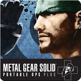 Metal Gear Solid Portable Ops+ (PS Vita)
