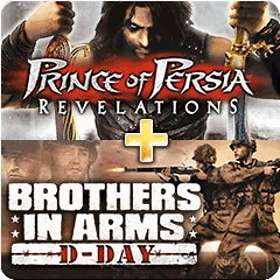 Bia D-day + Prince of Persia (PS Vita)