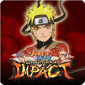 Naruto Shippuden: Un Impact (PS Vita)