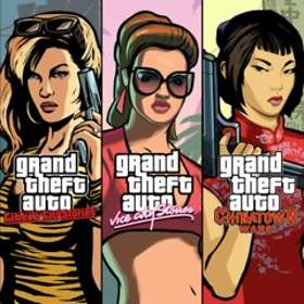 Grand Theft Auto: Collection (PS Vita)