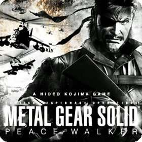 Metal Gear Solid: Peace Walker (PS Vita)