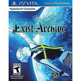Exist Archive: The Other Side of the Sky (PS Vita)