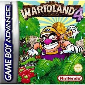 Wario Land 4 (USA) (GBA)