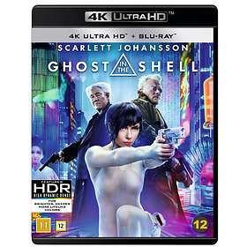 Ghost in the Shell (2017) (UHD+BD)