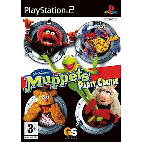 Muppets: Party Cruise (PS2)