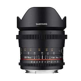 Samyang 16/2,6 VDSLR ED UMC for Canon