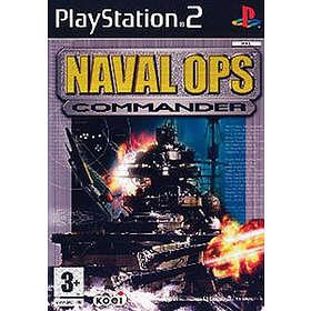 Naval Ops: Commander (PS2)