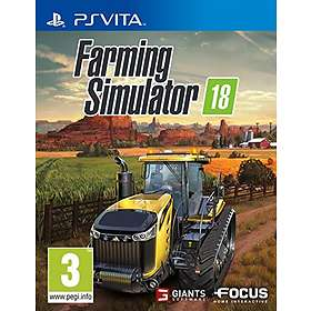 Farming Simulator 18 (PS Vita)