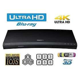 Samsung UBD-K8500 Region Free