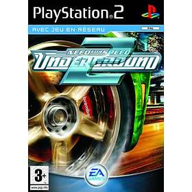Need for Speed: Underground 2 (PS2)