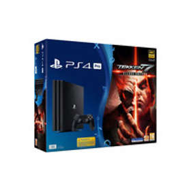 Sony PlayStation 4 Pro 1To (+ Tekken 7 Deluxe Edition)
