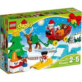 LEGO Duplo 10837 Tomtens Jullov