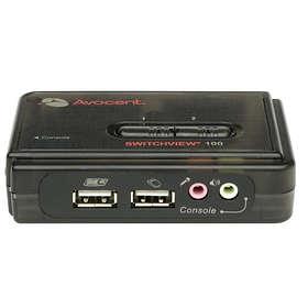 Avocent SwitchView 100 2SV120BND1