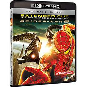 Spider-Man 2 (UHD+BD)