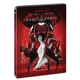Ghost in the Shell - SteelBook (3D)