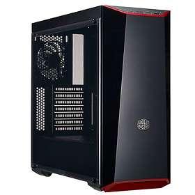 Cooler Master MasterBox Lite 5 (Noir/Rouge/Transparent)