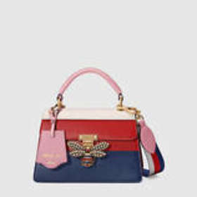 4a8c0d799109 Find the best price on Gucci Queen Margaret Top Handle Bag (476541 ...