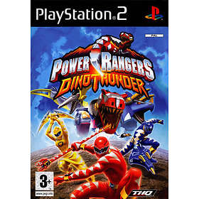Power Rangers: Dino Thunder (PS2)