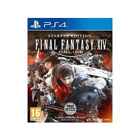 Final Fantasy XIV: Online Starter Edition (PS4)