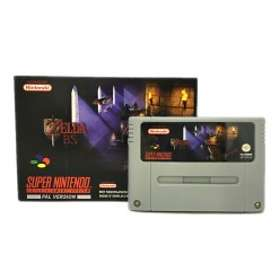 The Legend of Zelda BS (SNES)