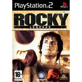 Rocky: Legends (PS2)