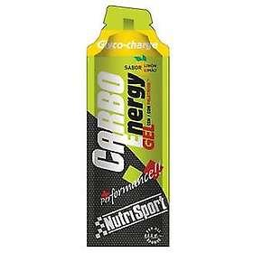 Nutrisport Carbo Energy Gel 66g 18st