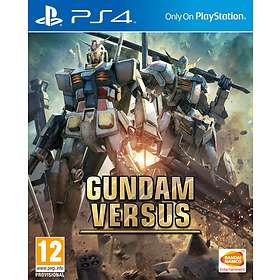 d001e8853e83 Find the best price on Gundam Versus (PS4)