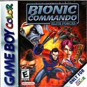 Bionic Commando: Elite Forces (GBC)