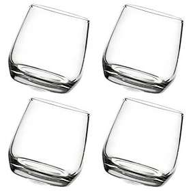 Sagaform Club Whiskyglass 20cl 4-pack