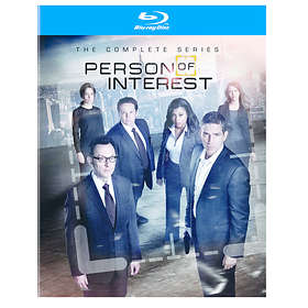 Person of Interest - Säsong 1-5
