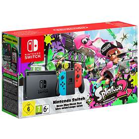 Nintendo Switch (incl. Splatoon 2)