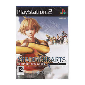 Shadow Hearts: From the New World (PS2)